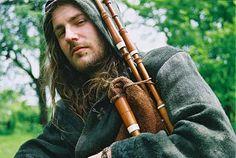 """Christian """"Chrigel"""" Glanzmann - Eluveitie [Vocals]"""