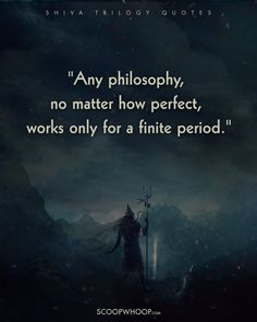 24 from that'll make you see Good, Evil n Divinity in a Whole New Light. Amish Tripathi's Books Shiva Trilogy via Prayer Quotes, Spiritual Quotes, Book Quotes, Words Quotes, Insirational Quotes, Spiritual Gangster, Deep Quotes, Lord Shiva, Mahakal Shiva