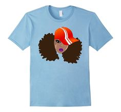 Black Woman With Natural Hair Afro Puffs T-Shirt Natural Accessories, California Shirt, Afro Puff, Best Friend Shirts, Cute Teddy Bears, Afro Hairstyles, Vintage Shirts, Cool T Shirts, Black Women