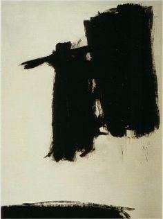 Franz Kline-Untitled 1960