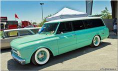 1967 Chevy Suburban   Flickr - Photo Sharing!