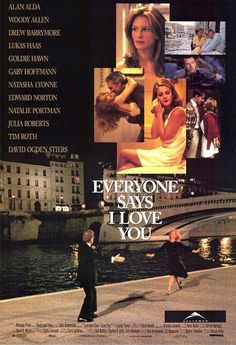 Everyone Says I Love You (1996) - Woody Allen