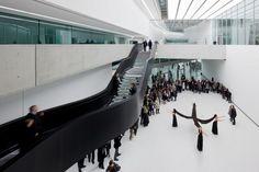 Museu MAXXI - Roma Itália / Zaha Hadid Architects