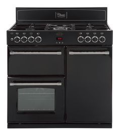 Belling Classic 90cm Dual Fuel range to slot into fireplace