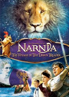 Chronicles of Narnia: Voyage Of The Dawn Treader - Kids & Family #DVD #Movies #Film #DVDs #Collection #Must #See #Have #Gift #Christmas #Wishlist #TV #Movie #Shows #Kids #Kids #Children #Child #Family #onlinedvds $9.99