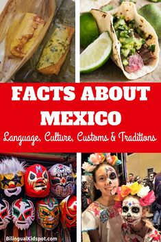 Facts about Mexico: