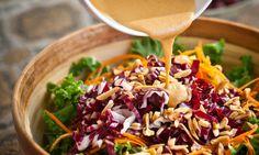 The Perfect Post-Holiday Detox Salad