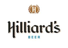The logo for Hilliard's Beer (The wordmark for this craft brewer draws from the classic American beer vernacular.) - by Mint Collateral Design, Graphic Design Branding, Logo Design, Identity Design, Visual Identity, Brand Identity, Packaging Design, Typography Logo, Logo Branding