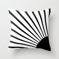 Design your everyday with throw pillows you'll love for your couch or bed. Discover patterns and designs from independent artists across the world. Black And White Pillows, White Throw Pillows, Fluffy Pillows, Cushions On Sofa, Green Cushion Covers, Cushion Cover Designs, Diy Pillow Covers, Decorative Pillow Cases, Sewing Pillows
