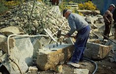 les carrières de granit rose la clarté ploumanac'h en perros-guirec Bretagne