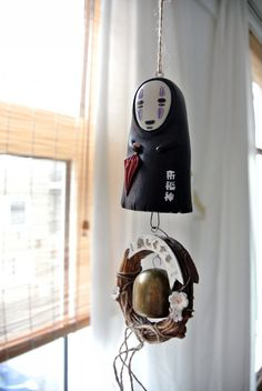 This very cute windbell is nice to hang in your room or garden! It makes a perfect gift for the Ghibli lover ^^ ┈┈┈┈┈┈┈┈┈┈┈┈┈┈┈┈┈┈┈┈┈┈┈┈┈┈┈┈┈┈┈┈┈