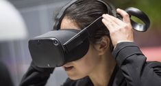 The Oculus Quest – Upcoming VR Headset entirely dedicated to gaming, arises as an intermediary between the expensive Rift and the most affordable Go. Vr Headset, Virtual Reality, Video Games, Videogames, Video Game