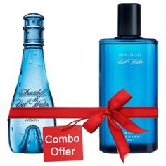 Buy Coolwater By Davidoff  For Men And Women Combo (100ml) in India online. Free Shipping in India. Pay Cash on Delivery. Latest Coolwater By Davidoff  For Men And Women Combo (100ml) at best prices in India.