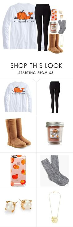 """Untitled #149"" by hannyjep on Polyvore featuring Miss Selfridge, UGG, Casetify, J.Crew and Kate Spade"
