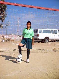 Corazón's soccer clinic! #nonprofit #charity
