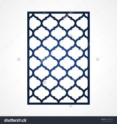 scroll saw design template geometric - Google Search