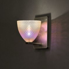 <strong>WAC Lighting</strong> Ambrosia 50W 1 Light Wall Sconce