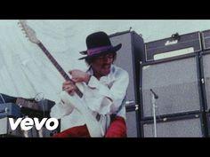 """Jimi Hendrix: vom 27. November 1942 bis 18. September 1970 """"Ich möchte einfach tun, was ich tue, ohne in Fragen von Rasse und Politik verwickelt zu werden."""""""