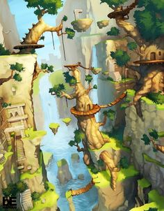 Monkey Ville - Corentin Chevanne