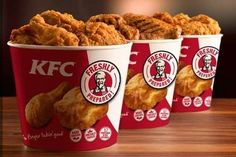 Some interesting facts about KFC!1. The name of the elderly man you see on KFC logo is Colonel Harlavia @Affimity