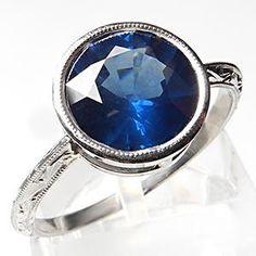 Sapphire bezel-set, platinum    http://www.westonjewelry.com/natural-blue-sapphire-engagement-ring-bezel-set-solitaire-solid-platinum.html