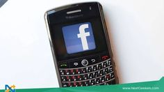 Facebook to soon end support for BlackBerry devices