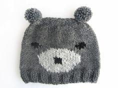 elcuadernodeideas  Gorros de lana con pompones Pompones De Lana 9419ee541af