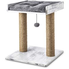 You and Me White Scratch and Play Cat Perch >>> Want additional info? Click on the image. (This is an affiliate link) #MyCat