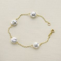 Buy In The Money Bracelet from Pia Jewellery
