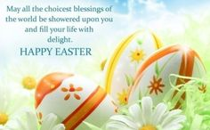 Happy Easter Day 2015 Wishes Messages Quotes For Friends, Family, Father Mother