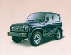 Historia del Suzuki SJ Samurai