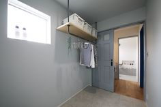 土間のあるインダストリアルテイストの家 | 施工事例 | ユーディーホーム Cabinet, Storage, Furniture, Home Decor, Clothes Stand, Purse Storage, Closet, Store, Interior Design
