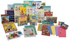 Sonlight P3/4 preschool curriculum.  Anna LOVES these books and activities.