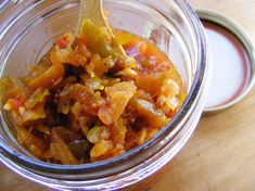Green Tomatoes: Chow Chow – Pickled Relish