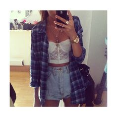 House Party Outfit Ideas Tumblr ❤ liked on Polyvore featuring outfit and tumblr outfits