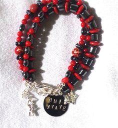 Trending Custom Bracelet, womens bracelet Personalize, Add Text,Beaded Bracelet ,Request your colors Multi Strand Bracelet-RESERVED for K by Sparklesbythesea on Etsy