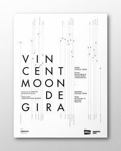 "142 Likes, 2 Comments - swiss design, typography (@swissgraphic) on Instagram: ""Vincent Moon de Gira, Les Petit Planètes film poster Designed by Naranjo — Etxeberria…"""