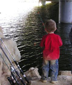 Introduce a child to fishing!!  www.bestbuddyfishing.com