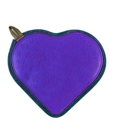 Denim & Purple Heart Hot Mat