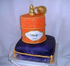 Shelly's Perfume   par Baking Jeannie