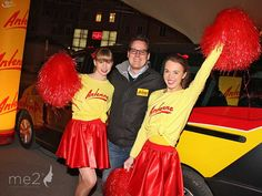 """me2 Promotionmodels bei der """"Nacht der Werbung"""" von Antenne Salzburg"""