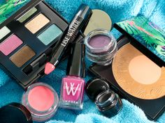 Lise Watier Eden Tropical Collection for Summer 2014 Review & Swatches