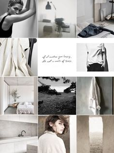 My current mood. Love the blurry neutrals + black and white. Instagram Feed Ideas Posts, Instagram Feed Layout, Feeds Instagram, Instagram Grid, Cool Instagram, Instagram Design, Feed Insta, Insta Save, Fade Color