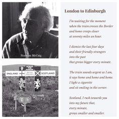 London To Edinburgh - A Poem by Norman McCaig