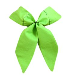 Buy Solid Lime Neck Wrap/Tie at Kerchiller. http://www.kerchiller.com/shop/neck-wraps/all-patterns/solid-lime/