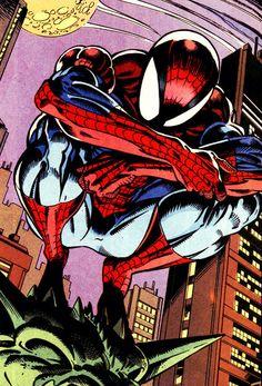 Spider-Man (Peter Parker) by Mark Bagley