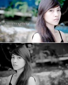 2 Side ( color feat Black and white ) #indonesia #photography #natural photo by @ruangkyta edit / retouch by : @naysterpiece  ( Maple Indonesia )
