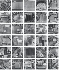 Ed Ruscha - Thirtyfour parking lots in Los Angeles, 1967