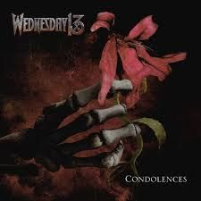Wednesday 13 - Condolences #wednesday13 #condolences