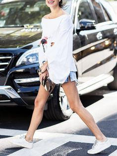 You bought your dream pair—here's how to keep them sparkling. via @WhoWhatWear